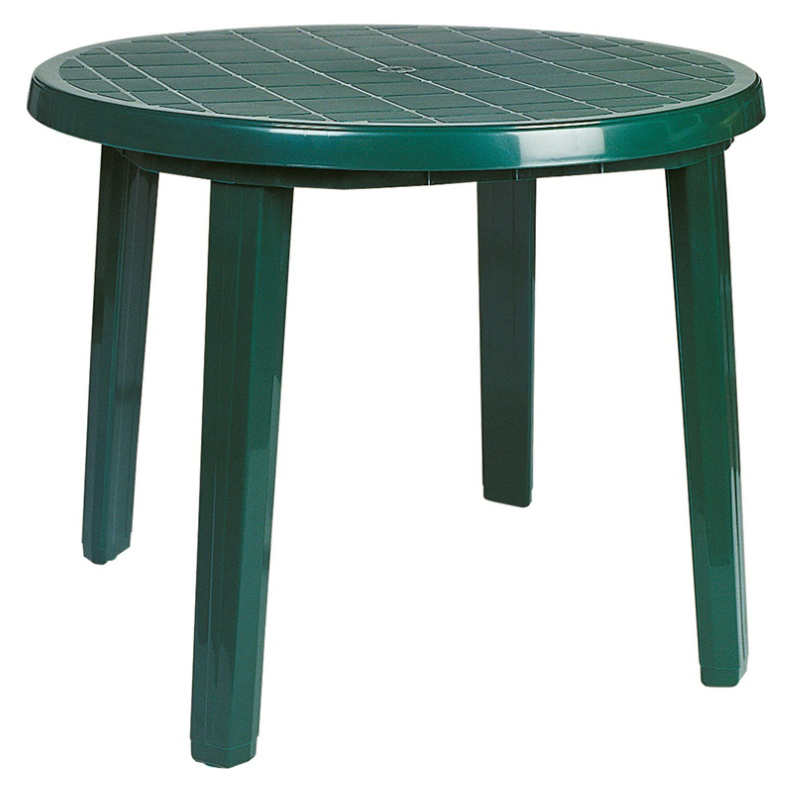 Outdoor Compamia Ronda Resin 35 5 In Round Patio Dining Table