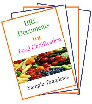 Brc Food Documents For Brc Food Issue 6 Certification Food
