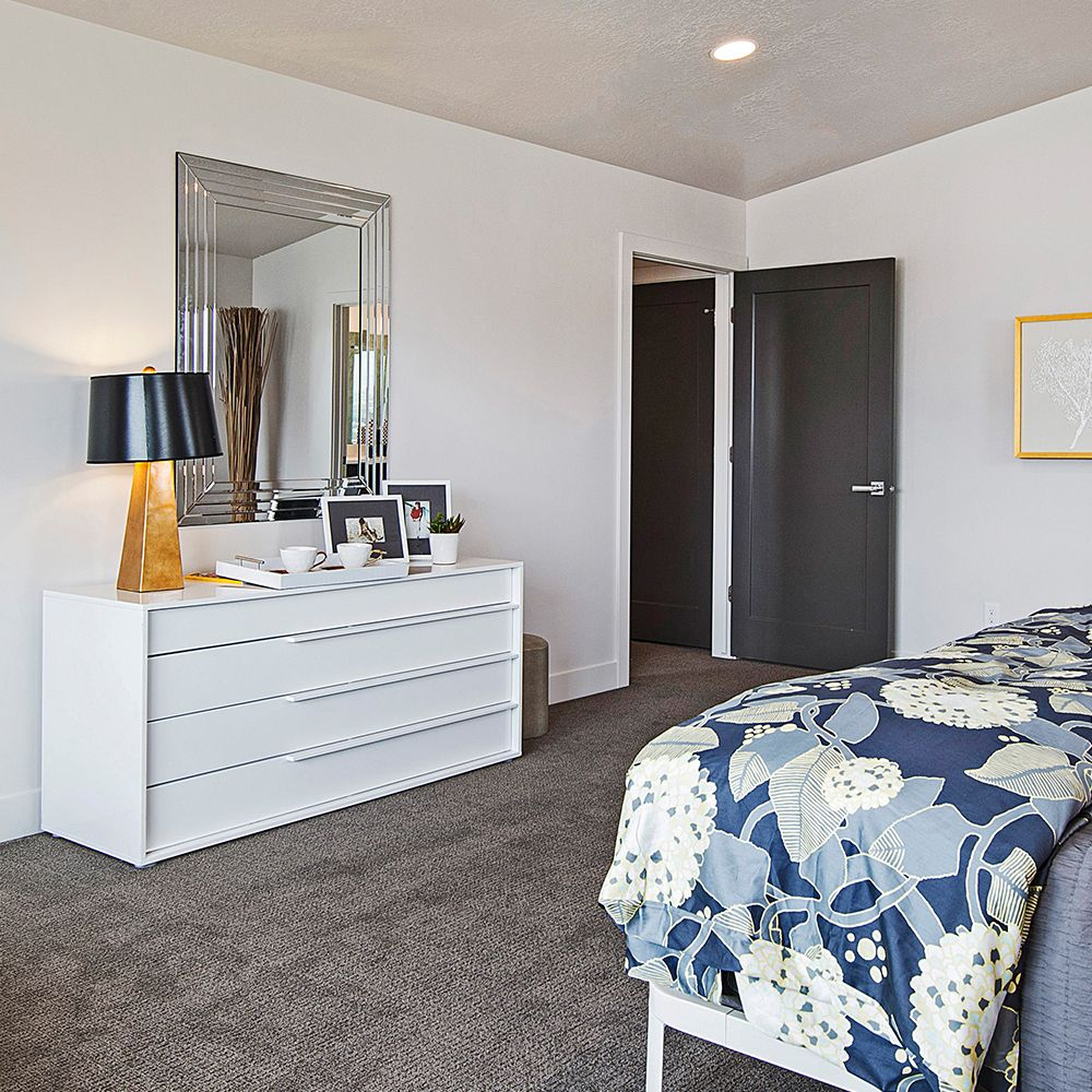 Fun and trendy master bedroom design ideas from Candlelight Homes ...