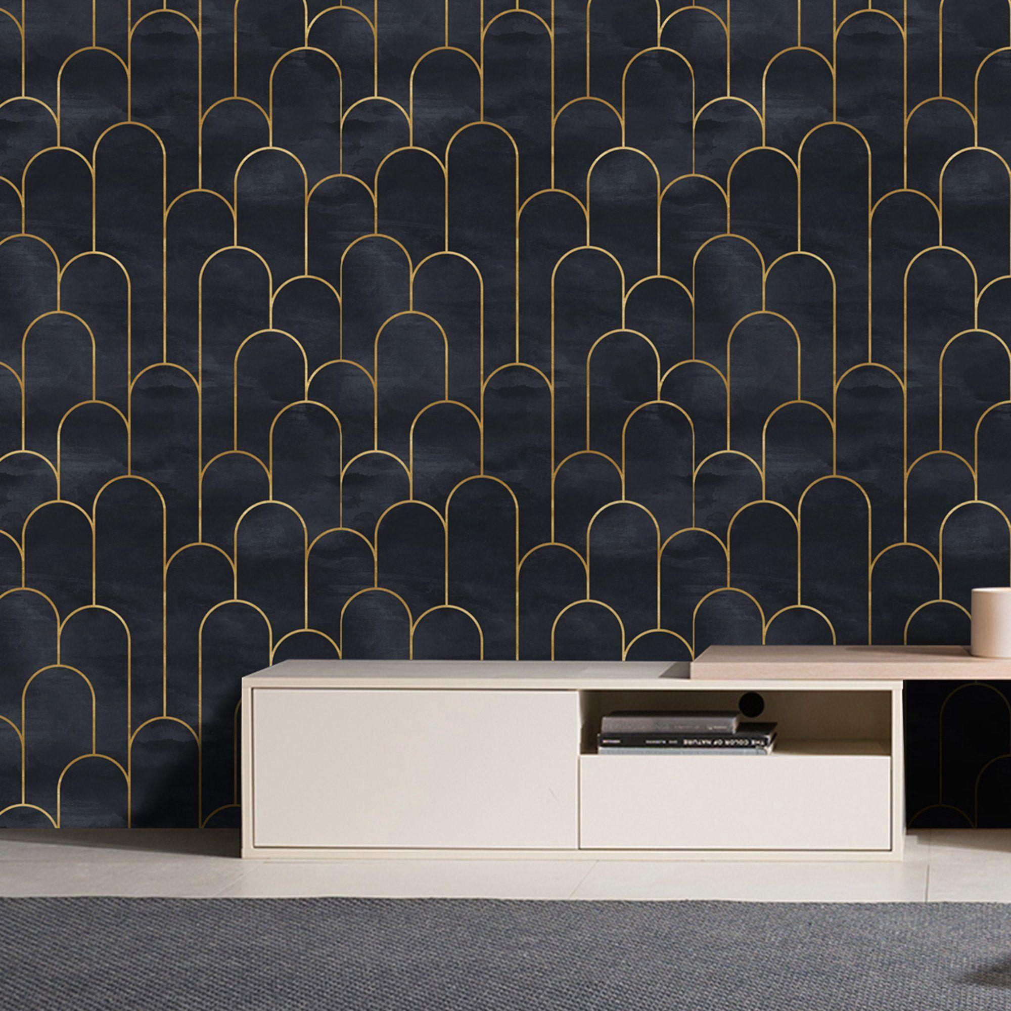 Smarter Shopping Better Living Aliexpress Com Vintage Wallpaper Geometric Wallpaper Wallpapers Vintage