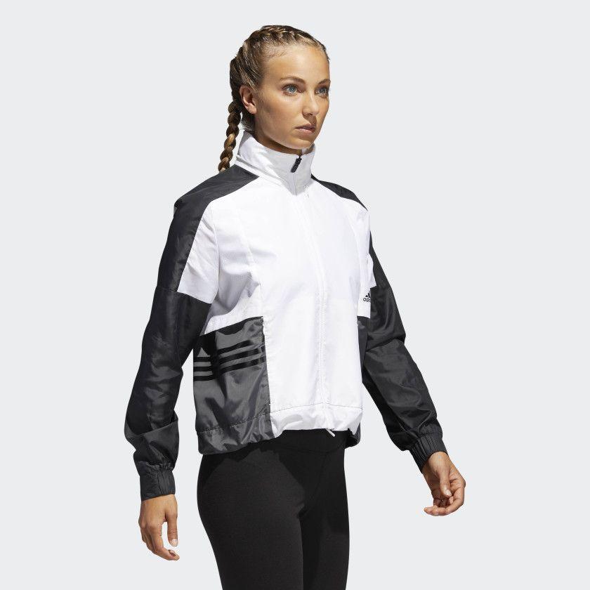 c7966931df28 ID Shell Jacket White   Grey   Black CY7320