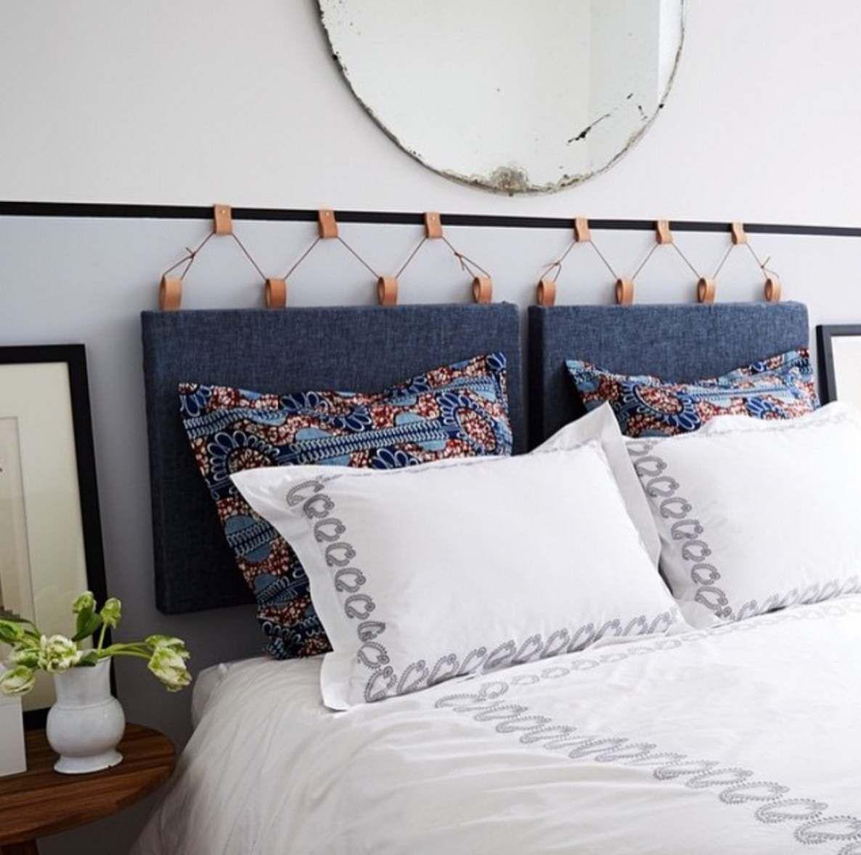 16 stylish headboard alternatives that will transform your bedroom ...