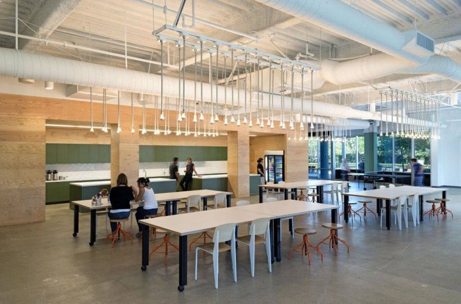 office cafeteria. Inside Evernote Office In California \u2013 Fubiz™ Cafeteria