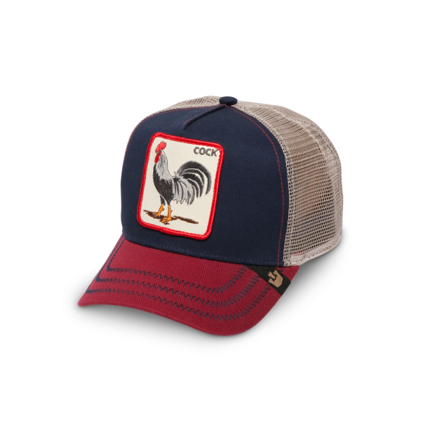 c0b4caf158abf All American Rooster Cotton Baseball hat - Goorin Bros Hat Shop ...