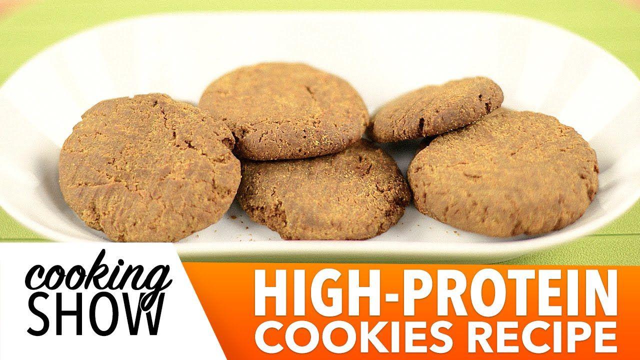 High-Protein Cookies Recipe   Prozis TV
