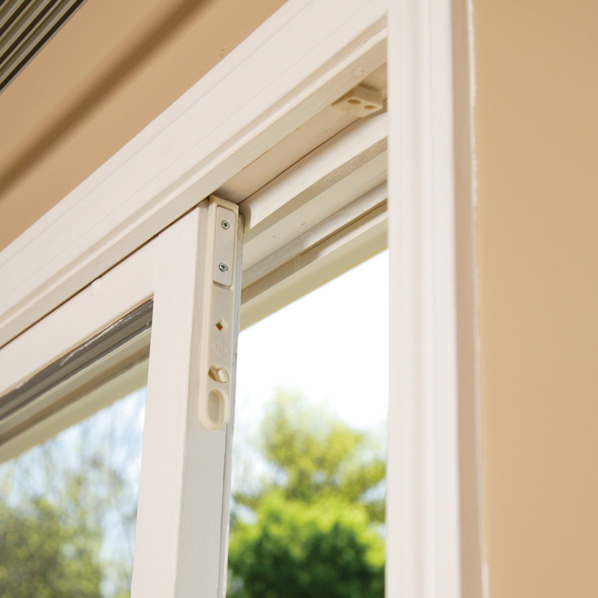 Sliding Door Child Lock - Home Safety - they stil could open the ...