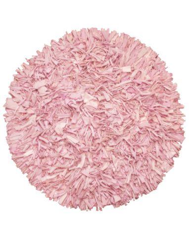 Pink Shag Rug, Ebay $110