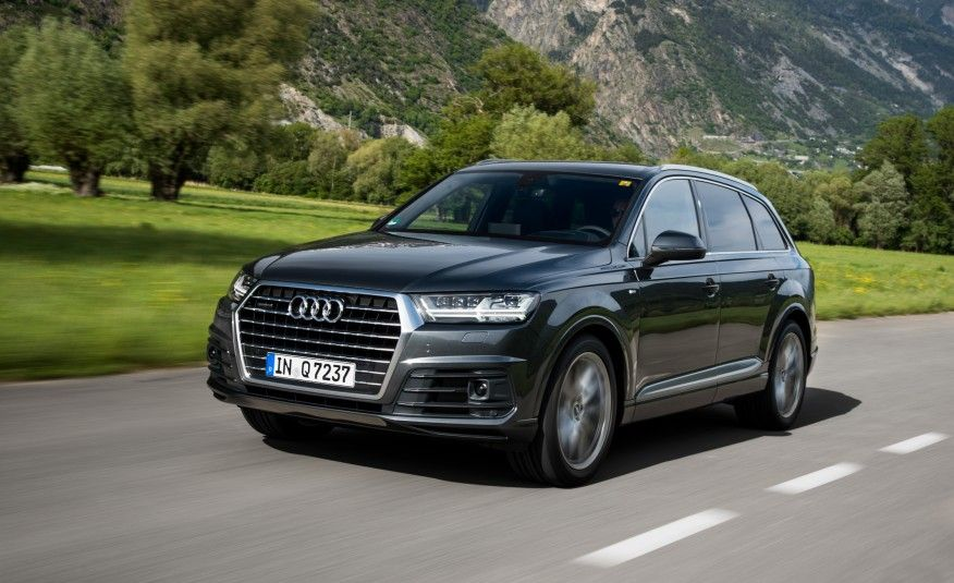 2016 Audi Q7 Photo Gallery Of First Drive Review From Car And