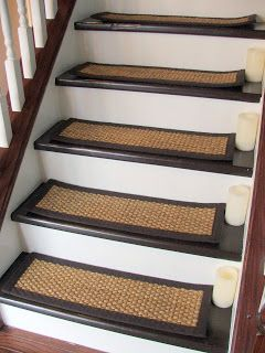 Best Individual Stair Treads Pups Will Not Go Down Our Refinished Stairs Carpet Treads 400 x 300