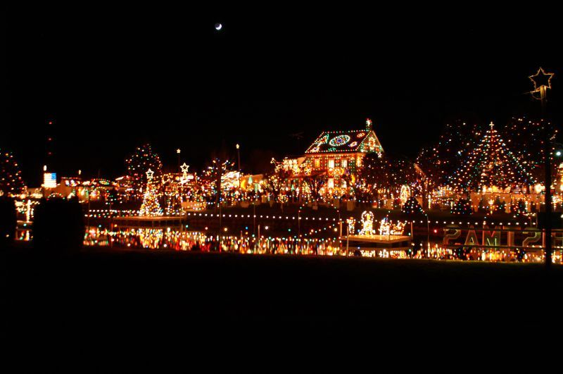 Christmas Lights In Pa.Christmas Village Reading Pa World Famous Places