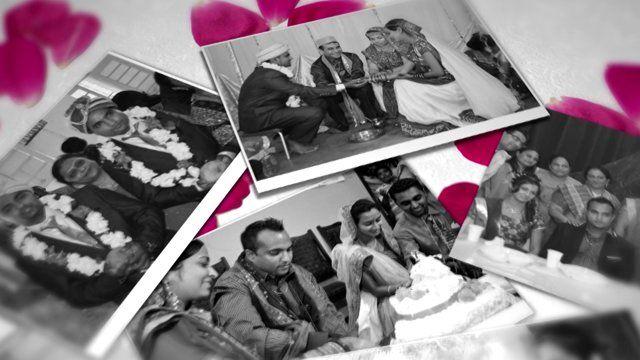 Silvermoz Dinisha and Kumar, Amrisha and Karan - Wedding Intro 'Silvermoz'