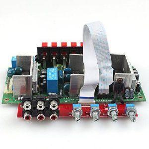 5 1 Channel Audio Amplifier Kit Class a Diy Board   Cool
