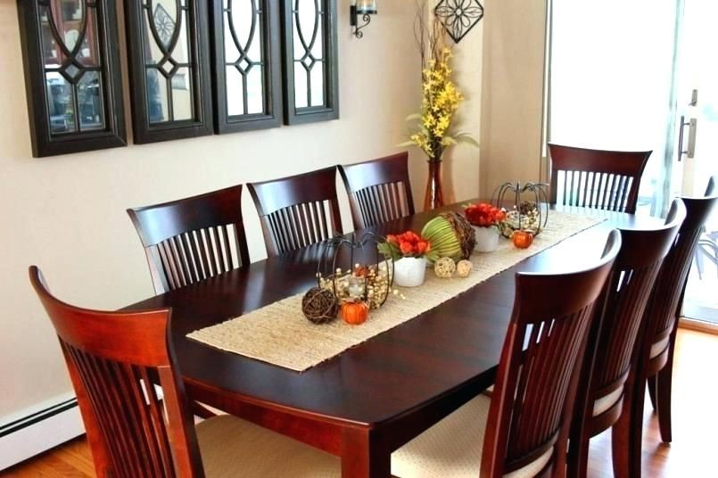 Black Dining Table Decorating Ideas For Your Kitchen Darbylanefurniture Com Simple Dining Table Fall Dining Room Dining Room Table Decor
