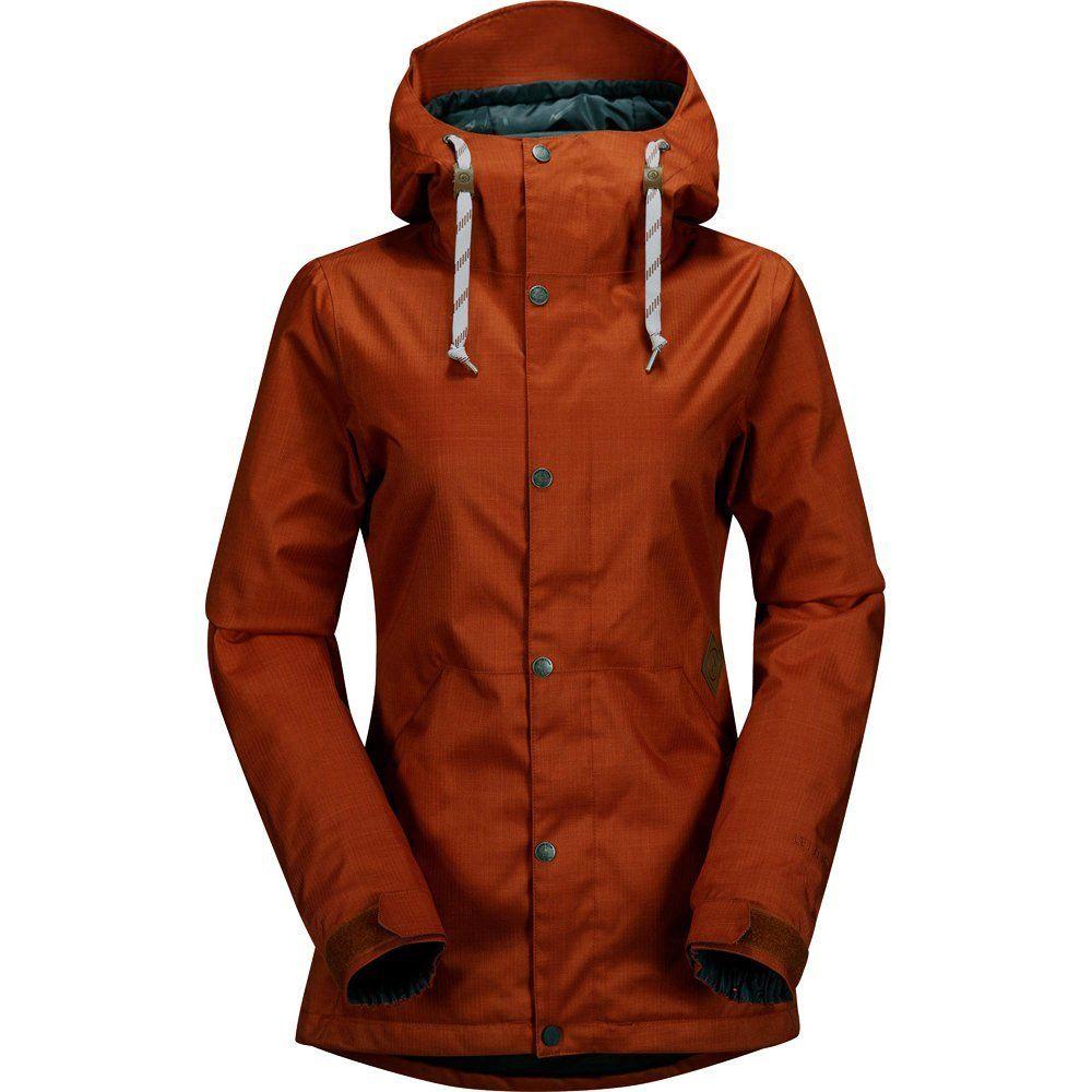 Volcom Bolt Insulated Snowboard Jacket Women S Peter