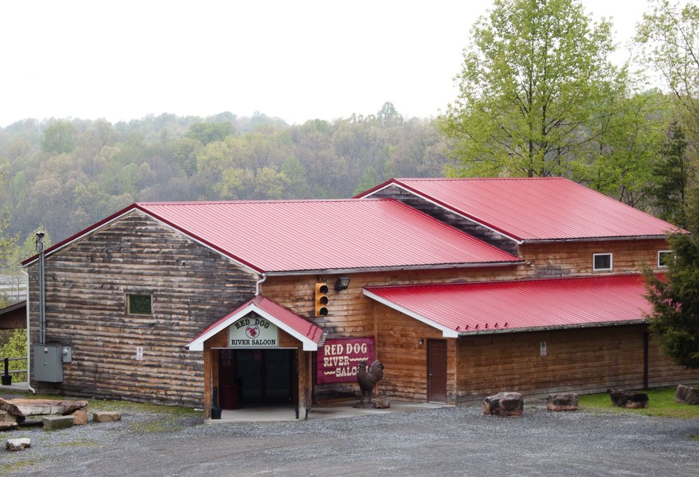 The Red Dog River Saloon Is A Great Way To Unwind After An