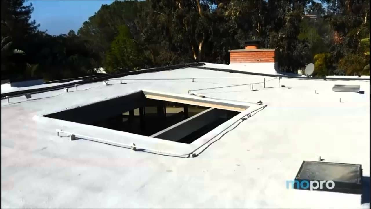 Reedley Flat Roofs Foam Roofing 559 474 4383 Commercial And Industr Foam Roofing Roofing Companies Flat Roof