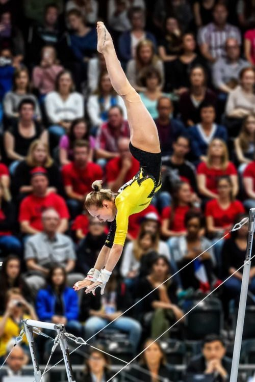 Youngest competitor in 2017 World Gymnastics Championships