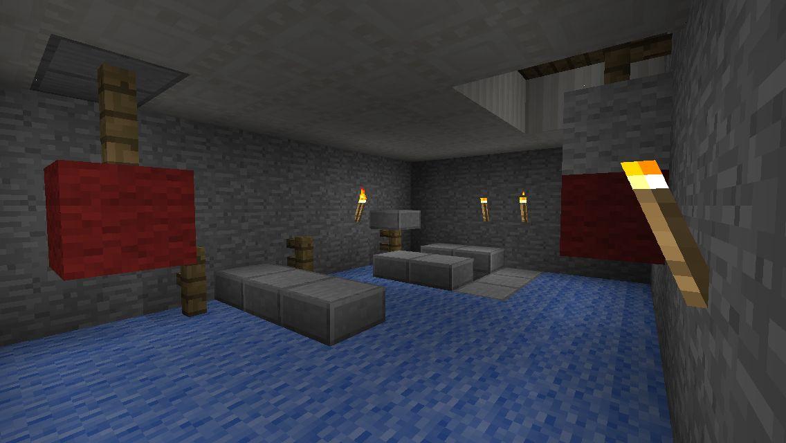 The gym below the kids room ❤ minecraft ❤ minecraft kids