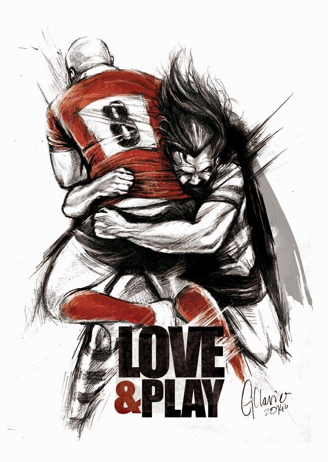 Le tournoi dessination rugby pinterest rugby dessin rugby et joueur de rugby - Dessin de joueur de rugby ...