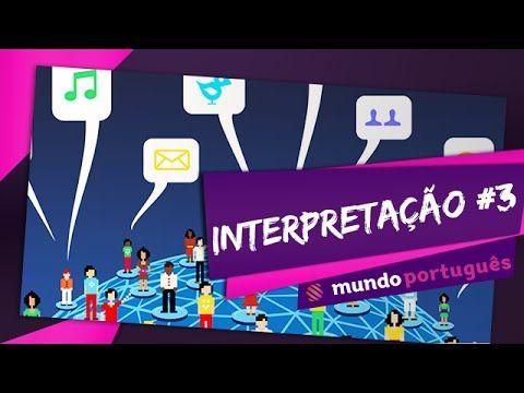 Interpretação #3 - Coesão e coerência - #ENEM #MundoEdu #MundoPortuguês