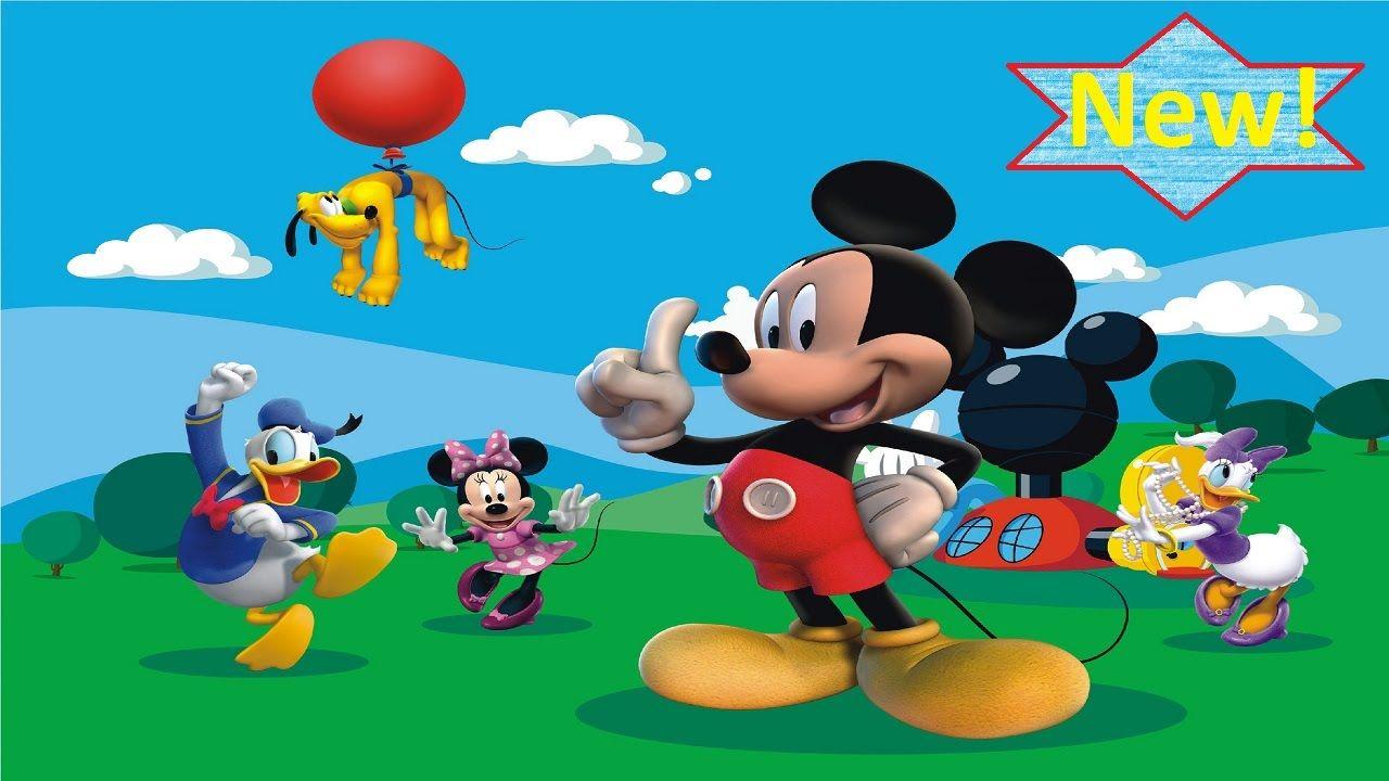 La Casa De Mickey Mouse En Espanol Latino Capitulos Completos Nuveos Episodios 2015 Mickey Mouse Wallpaper Mickey Mouse Mickey Mouse Clipart