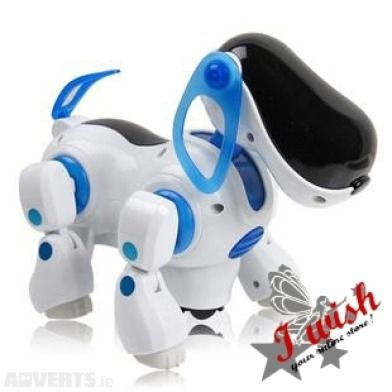 I Robot Robotic Pet Dog Toy 28 From Adverts Ie Dog Robot