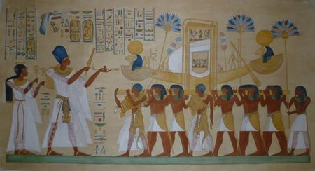 amun priesthood