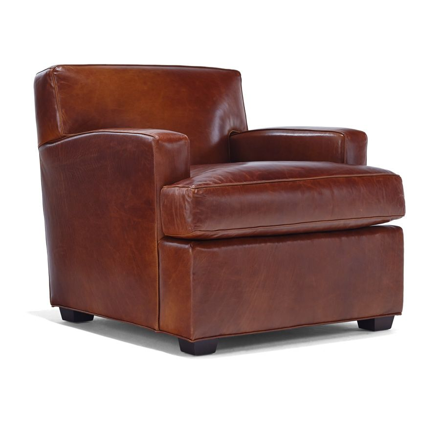 LUKA LEATHER CHAIR. Mitchell Gold Leather Chairs In Clearance Online!