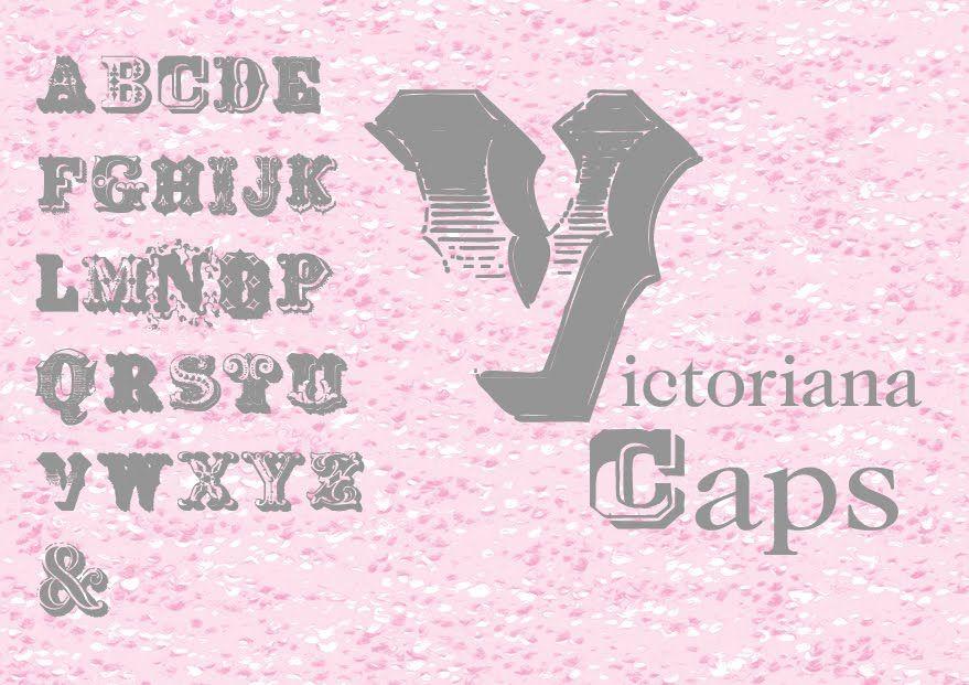 Victorian Fonts Dafont | Victoriana Font | Victorian Fonts