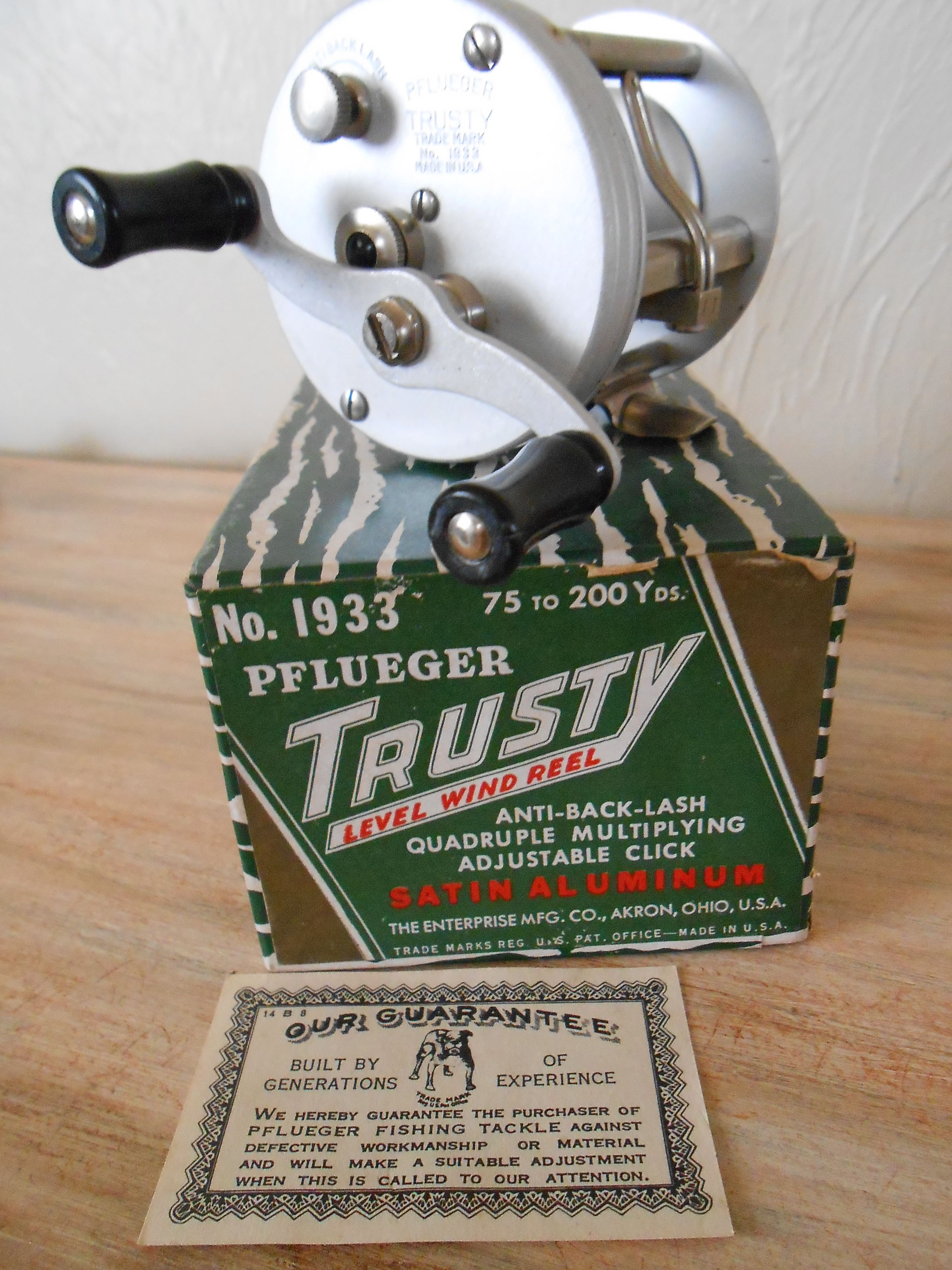 a1705faecd1 Just Added To My Collection!! Brand New, Never Used PFLUEGER Trusty ...