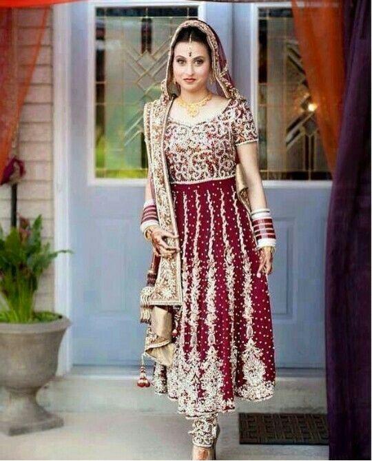 pin von srishti kundra auf blushing brides | indische