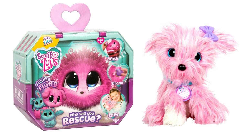 Little Live ScruffaLuvs Plush Mystery Rescue