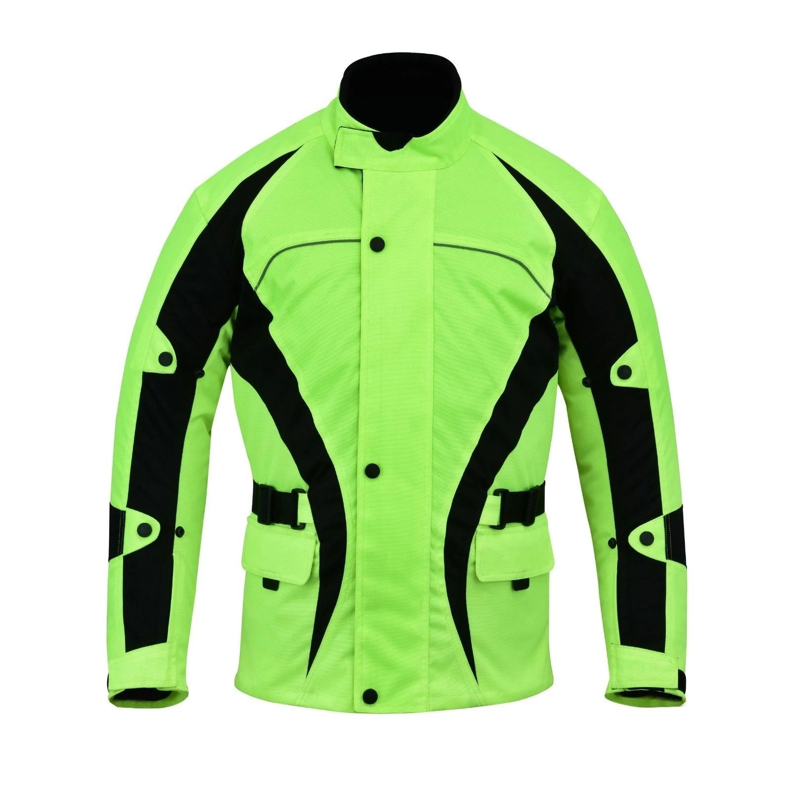 TheWhiteWater HIVIS Lemon Color Motorcycle Waterproof