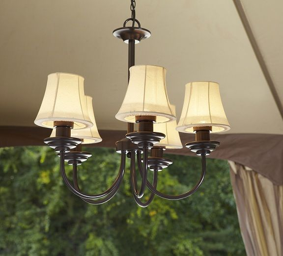 Outdoor Electric Chandelier Outdoor Electric Chandelier
