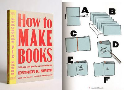 Great book on how to make books!!