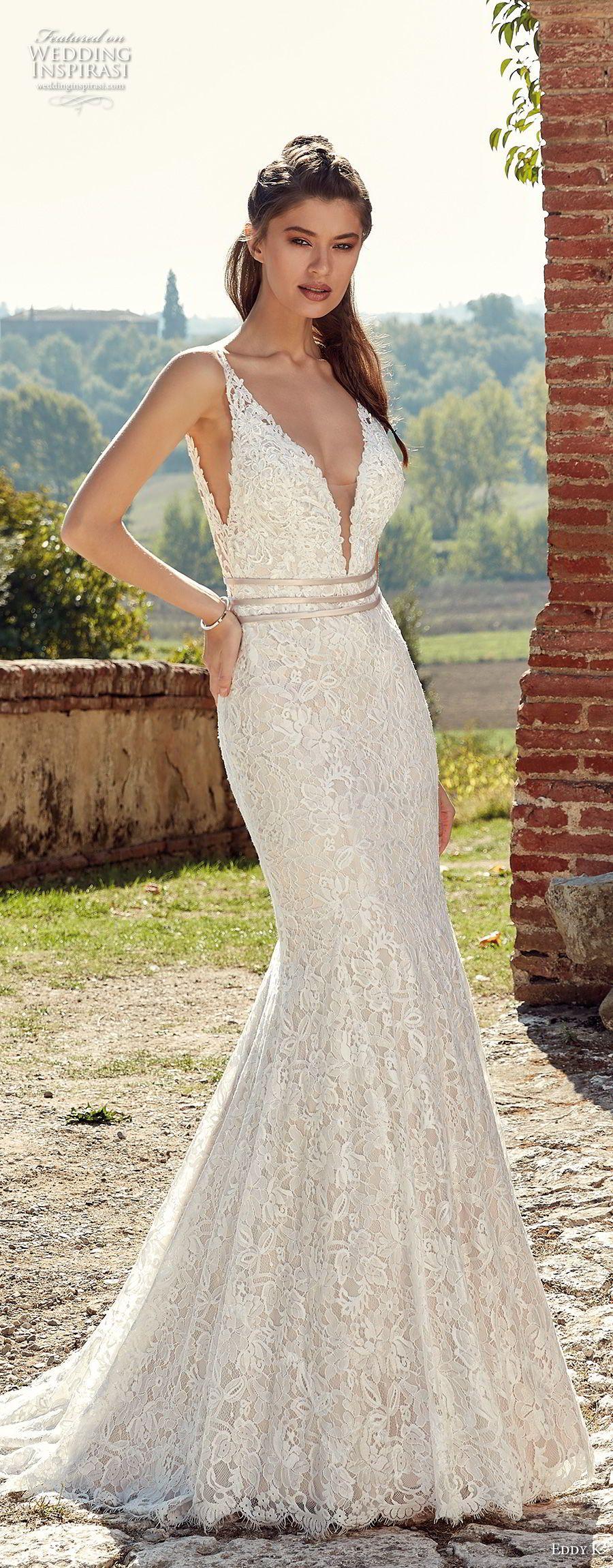 Eddy K 2019 Wedding Dresses Svatebni Saty Robe Marie A Photo Robe