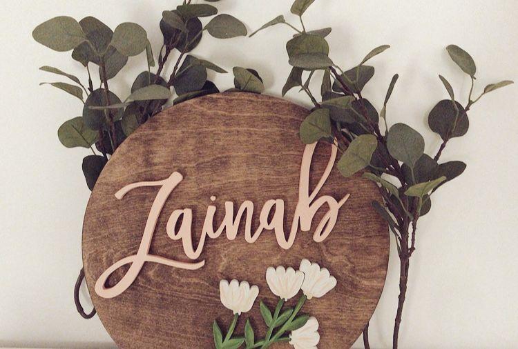 Pin By M Yunus On Zainab Stylish Alphabets Islamic Images Letter Z