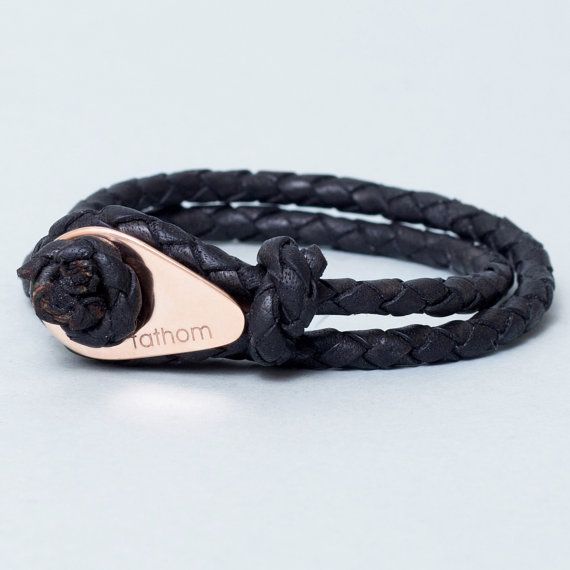 Wrap Bracelet Friendship Custom Leather Bracelets Cuff String Engraved