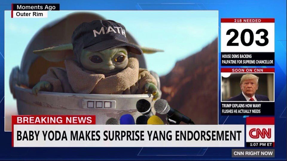 Captain Excalibur On Twitter The Force Is Strong Memes Yoda