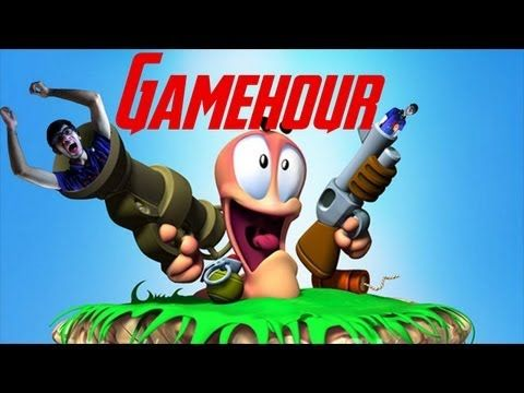 Gamehour Worms Clan Wars Cool Pc Game Review The Kreep Krap Funny Games Wallpaper For Computer Backgrounds Hunter Games