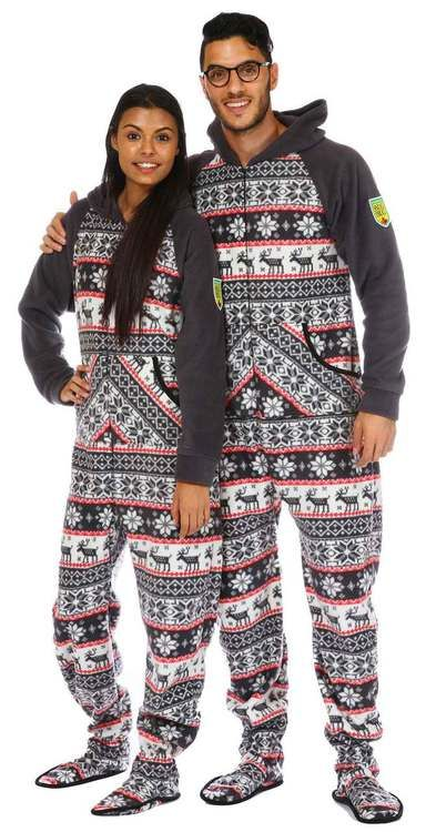 Looking for Christmas family pajama set  Check out Snug As A Bug s Cozy  Cottage Adult Hooded Pajama. We specialize in warm comfy… d8e223326