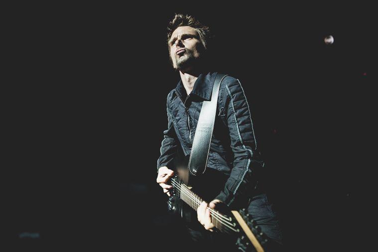 Muse – kongerne af progressiv spacerock / Koncert