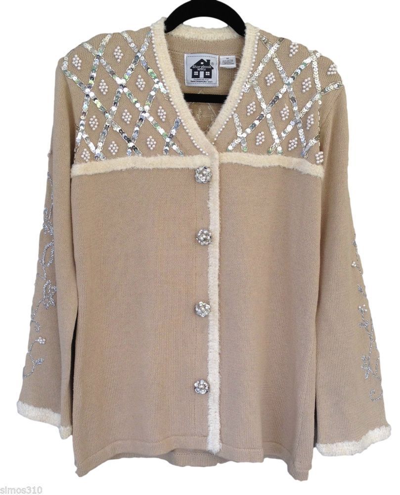 Storybook Knits Cardigan Sweater Women's Mystery of the Season ...