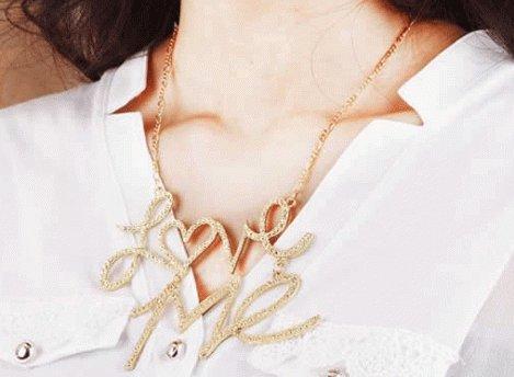 #LilyFair Jewelry         #love                     #Love #Statement #Necklace #LilyFair #Jewelry       Love Me Statement Necklace | LilyFair Jewelry                                 http://www.seapai.com/product.aspx?PID=1787521