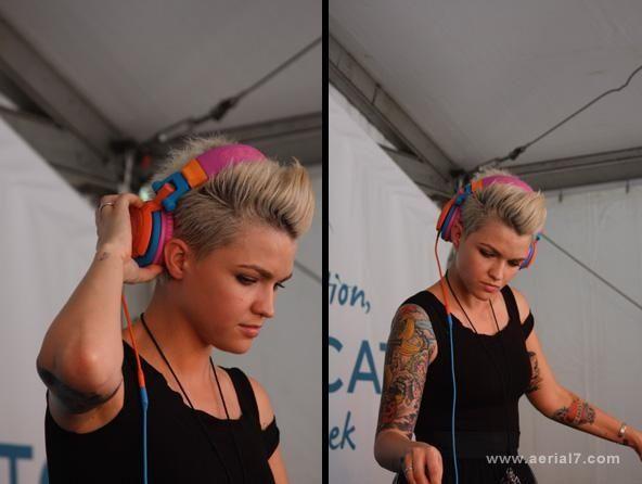 Undercut Hairstyles Blond Google Search HURR Pinterest - Undercut hairstyle ruby rose