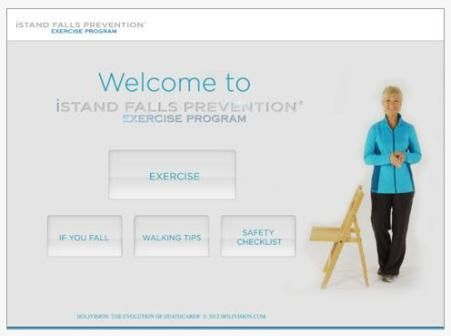 product review istand fall prevention app  fall