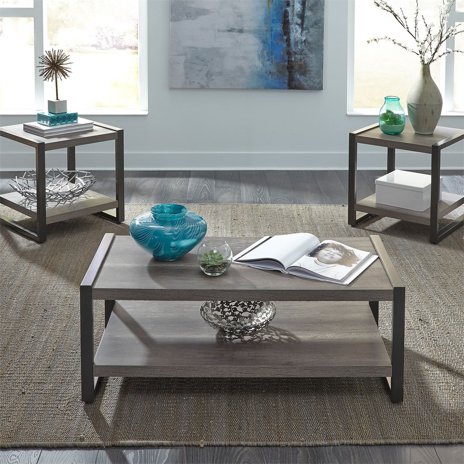 Tanners Creek 3 Pack In 2020 3 Piece Coffee Table Set Coffee Table Liberty Furniture [ 1500 x 1500 Pixel ]