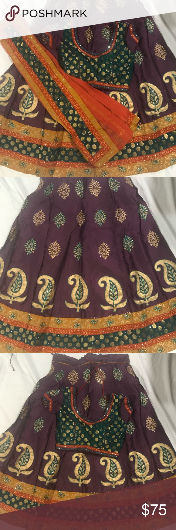 Chaniya choli New size 36 chaniya choli... Dresses #chaniyacholi