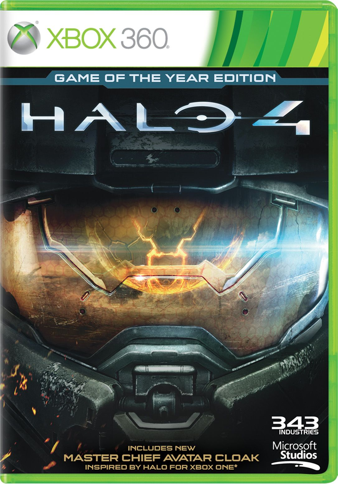 Halo 4 Game of the Year Edition for Xbox 360 8Q3V7CHD8MQX