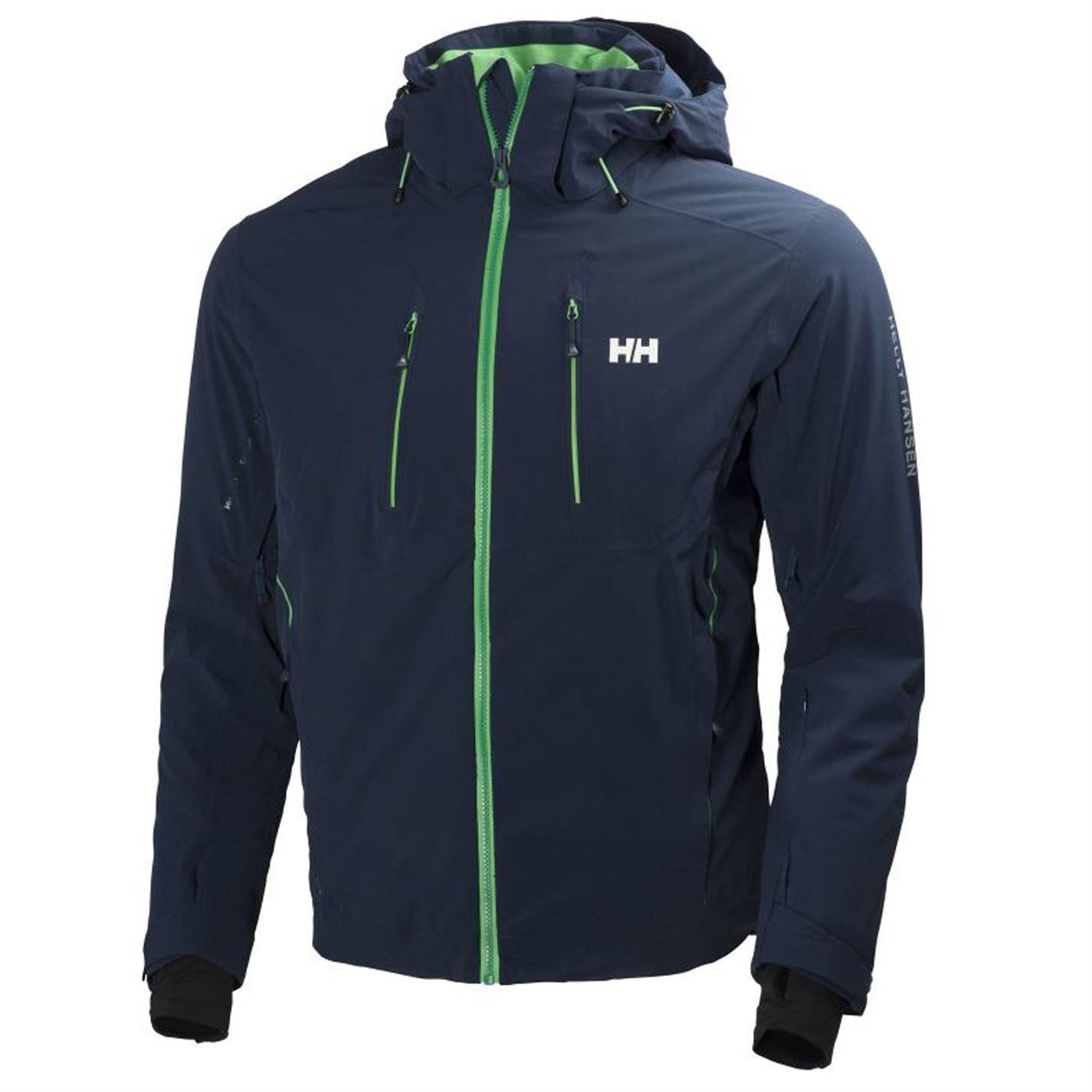 Hansen Alpha Ski Jackets Helly Mens Jacket dq5Bxn7